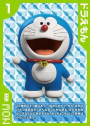 Doraemoncard