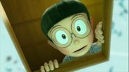 Stand by Me Doraemon Chapter 2 Nobita peeking in his desk
