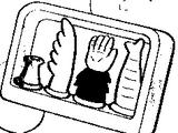 動物手指套