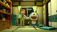 Stand by Me Doraemon Chapter 2 Sewashi and Doraemon