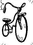 未來的腳踏車