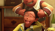 Stand by Me Doraemon Chapter 7 Drunken Nobita and Gian