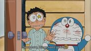 Doraemon Episode 359 1.2 Doraemon and Nobita hurt