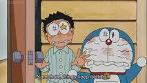 Doraemon Episode 359 1.2 Doraemon and Nobita hurt
