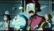Doraemon No Himitsu Dogu Museum 2013 187 Doaremon VS Head of Gorgon