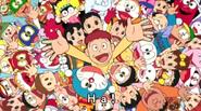 Fujiko F Fujio's characters