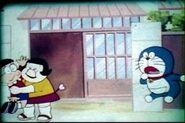 Doraemon surprised