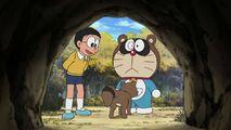 Tanuko Love Doraemon