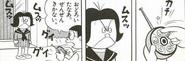 Expression Controller Manga Nobita use to Musuko