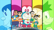 Nobita's Space Heroes-Yume wo Kanaete 11