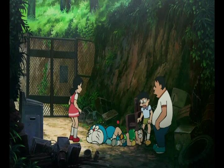 Image Result For Doraemon Nobita Green Giant Legend