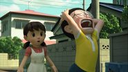 Stand by Me Doraemon Chapter 5 Nobita losing his head