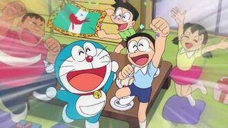 哆啦A夢ED41 - 生日快樂幸運