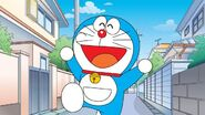 Doreamon is Happy