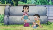 Shizuka in bag