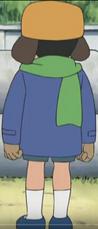 在冬天嘴說很冷但還是穿短褲的大雄