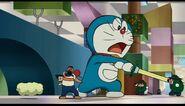 Tmp Doraemon No Himitsu Dogu Museum 2013 175 Doraemon Used A Sword of Dekomaru-1214448934