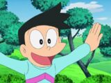 Suneo's great-great-grandson