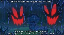 Tmp Yume wo Kanaete Doraemon opening 3 Doraemon 2005 Anime TV ASAHI, ADK 121880210495