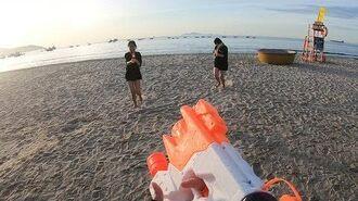 Nerf Super Soaker The Beach