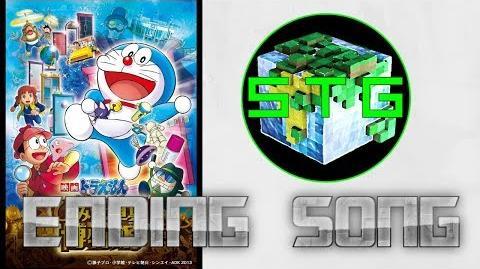 Doraemon- Nobita's Secret Gadget Museum's Ending Song (Mirai no Museum) with Credits