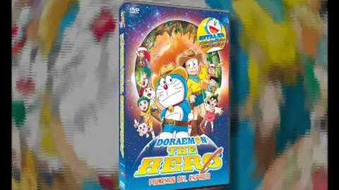 Doraemon The Hero - Pioneros del espacio - Luk Internacional