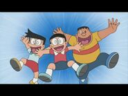 Nobita Gian and Suneo
