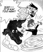 Time Cloth in manga 4