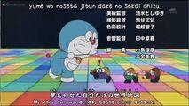 Tmp Yume wo Kanaete Doraemon opening 3 Doraemon 2005 Anime TV ASAHI, ADK 6-1513985512