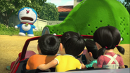 Stand by Me Doraemon Chapter 3 Car chasing Doraemon