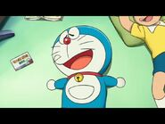 Doraemon Napping