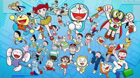 F-Gumi A-I-U-E-O (F組あいうえお) - Doraemon