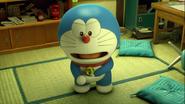 Stand by Me Doraemon Chapter 2 Doraemon using his 4D Pocket