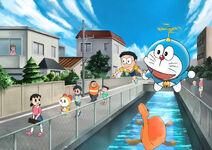 Doraemon the day life by seomonlinedoghk-d5h4y4b