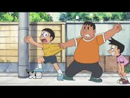 Suneo Gian and Nobita