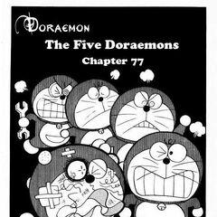 Full of Doraemon page 1