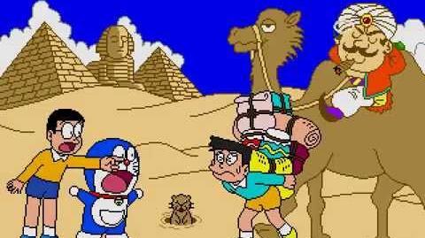 PICO Doraemon game 4