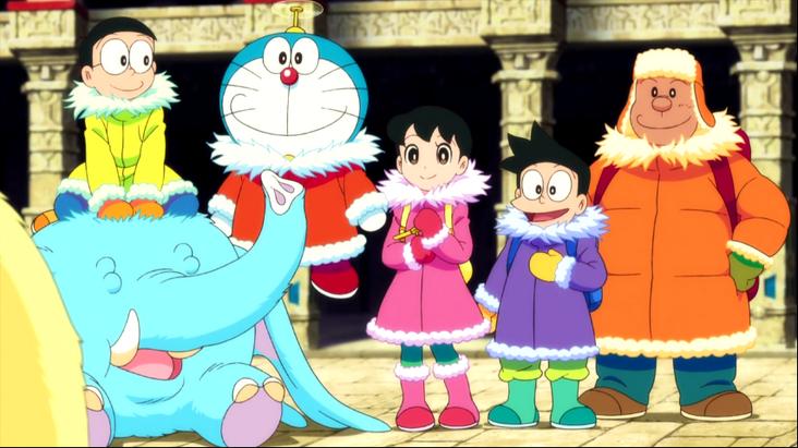Doraemon the Movie: Nobita's Treasure Island / Doraemon
