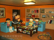 小夫の房間