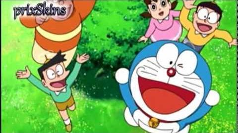 Doraemon Opening Latino (HD) Letra