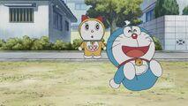 Doraemon - 燃えよ!ドラミのスケート特訓