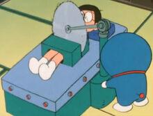 人体切割机