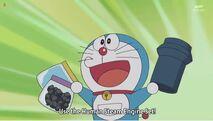 Tmp Doraemon Gadget Human Steam Engine set1480828290