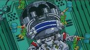 Doraemon Skeleton 2112-BOD