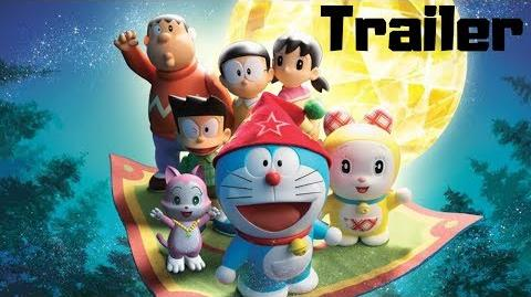Doraemon The Movie Jadoo Mantar Aur Jahnoom Trailer Nobita's New Great Adventure into Underworld