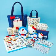 Doraemon X Hello Kitty Merchandise 2