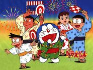 Doraemon-And-Friend-HD-Wallpaper-Widescreen