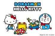 Doraemon x Hello Kitty (2)