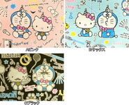 Doraemon x Hello Kitty Merchandise 4