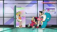 Nobita Doraemon Shizuka meets Ginger